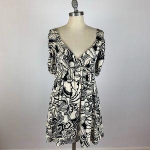 Anthropologie Corey Lynn Calter Paisley Dress